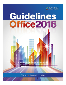 Guidelines for Office 2016
